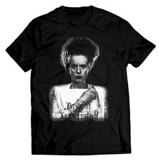 Camiseta - Bride of the Frankenstein