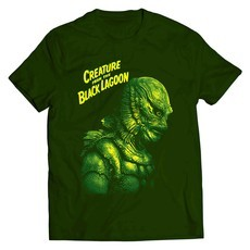 Camiseta - Creature from the Black Lagoon