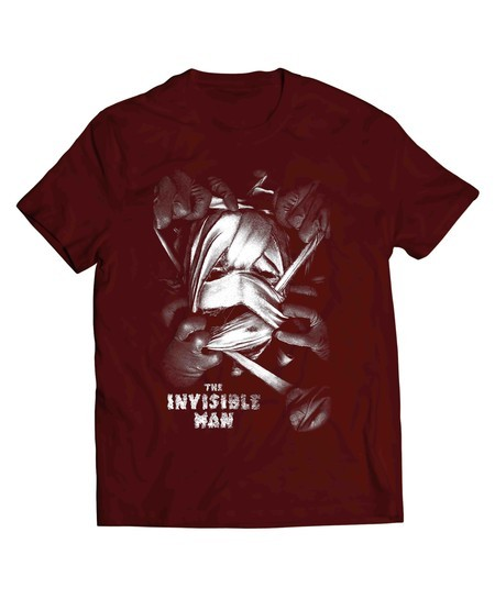 Camiseta - The Invisible Man