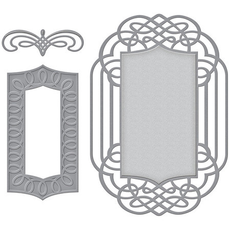 FACA SPELLBINDERS - WEDDING COLLECTION - ORNAMENTAL CREST