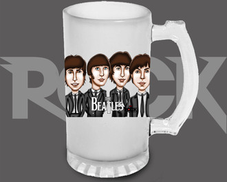 The Beatles - Canecão de Chopp