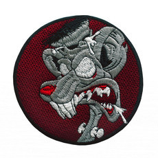 RATOS DE PORÃO Official Embroidered Patch