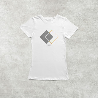 Camiseta Concrete and Gold [Feminina]