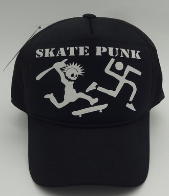 Boné Skate Punk Anti-nazi NADA WEAR