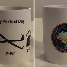 Caneca My perfect day FBVV