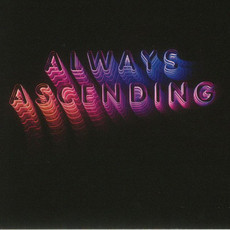 CD FRANZ FERDINAND - ALWAYS ASCENDING (NOVO/LACRADO)