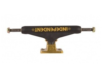 Truck Independent Stage 11 Bar Cross Matte Black Gold Standard 149MM