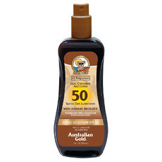 Australian Gold Spray Bronzeador Protetor Fps50 237ml