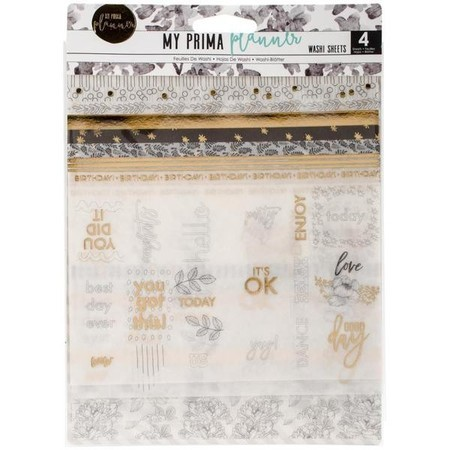 WASHI SHEETS - MY PRIMA PLANNER