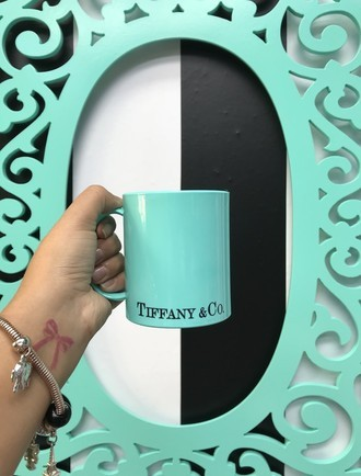 Caneca Tiffany & Co.