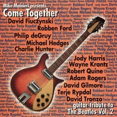 CD MIKE MAINIERI - COME TOGETHER: GUITAR TRIBUTE TO THE BEATLES VOL.2