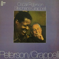 CD OSCAR PETERSON & STEPHANE GRAPPELLI (NACIONAL/USADO)