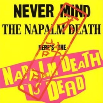Napalm Death Is Dead/Congenital Haemorrhoids split CD