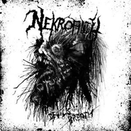 NEKROFILTH / Devil's Breath + Acid Brain (CD)