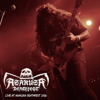 Live at Asakusa Deathfest 2016 (CD)