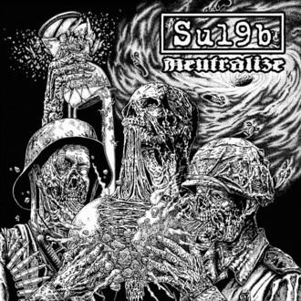 SU19B / Neutralize (Papersleeve Gatefold CD)