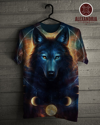 Camiseta The Wolfpack