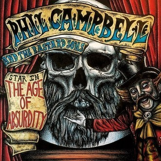 CD PHIL CAMPBELL AND THE BASTARD SONS - THE AGE OF ABSURDITY (NOVO)