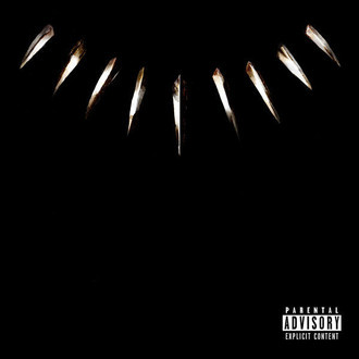 CD KENDRICK LAMAR - BLACK PANTHER THE ALBUM (PANTERA NEGRA, TRILHA)