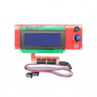 DISPLAY LCD 2004 Modelo Potenciômetro