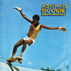 "LP Coletânea ""As 10 Mais Boogie Vol.1"""