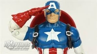 Marvel Legends Captain America Classic