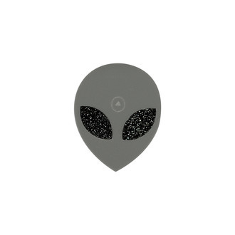 Broche | Imã - Grey Alien