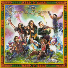 CD TUATHA DE DANANN - THE DELIRIUM HAS JUST BEGAN... (NOVO/LACRADO)