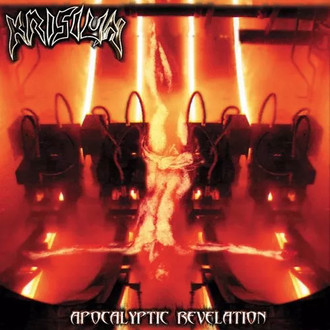 CD Apocalyptic Revelation - Krisiun
