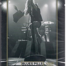 DVD + 2 CDs BLUES PILLS - LADY IN GOLD LIVE IN PARIS (NOVO/LACRADO)