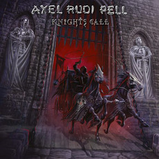 CD AXEL RUDI PELL - KNIGHTS CALL (NOVO/LACRADO)