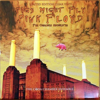 Lp Pink Floyd For Chamber Orchestra - Pigs Might Fly ( Importado )