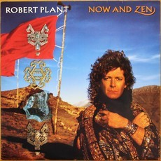 LP Robert Plant - Now And Zen ( Importado )