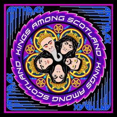 CD ANTHRAX - KINGS AMONG SCOTLAND (CD DUPLO) (NOVO/LACRADO)