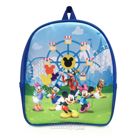 Mochila Gabriel - Parque do Mickey (Nylon 600)