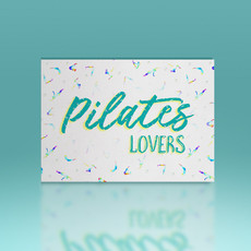 Pôster Pilates Lovers