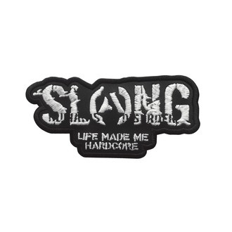 SLANG Official Embroidered Patch