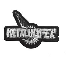 ​METALUCIFER  Official Embroidered Patch