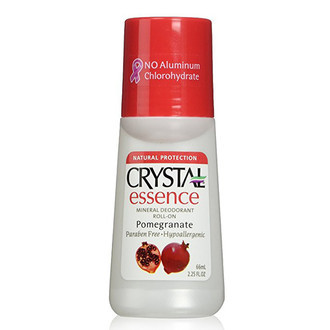 Desodorante Crystal Essence Romã Roll-on (66ml)
