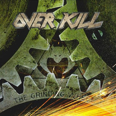 CD OVERKILL - THE GRINDING WHEEL (NOVO/LACRADO)