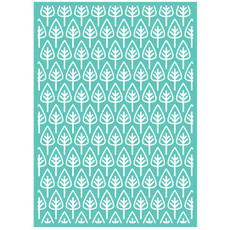 EMBOSSING FOLDER CUTTLEBUG - FOREST