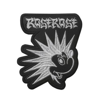 ROSE ROSE  Official Embroidered Patch