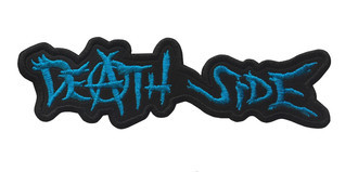 DEATH SIDE Logo 2 Official Embroidered Patch