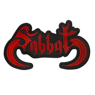 SABBAT (Red Ltd.) Official Embroidered Patch