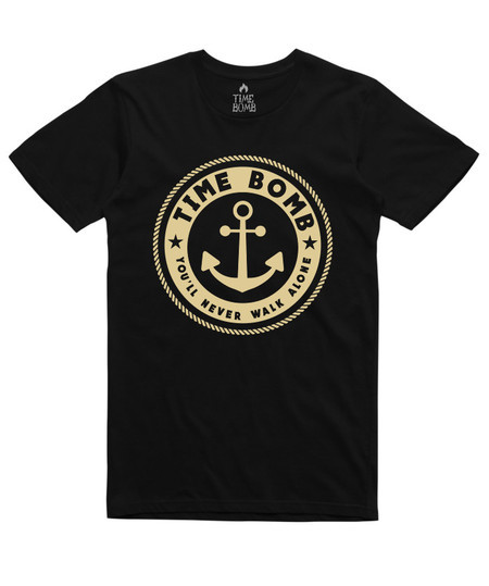 Camiseta Time Bomb (Anchor) - Time Bomb 2d2c9088e8e