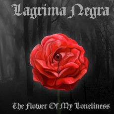 CD LAGRIMA NEGRA - THE FLOWER OF MY LONELINESS (NOVO) (WAVE)