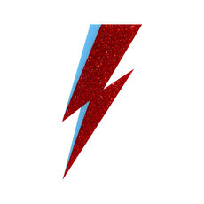 Broche Bowie