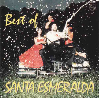 CD SANTA ESMERALDA - BEST OF (NACIONAL/USADO)