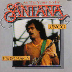 CD SANTANA - AS THE YEARS GO BY (NACIONAL/USADO)