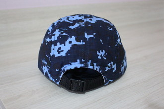 Boné Five Panel Azul Tetris Falcon Zero Skateboard